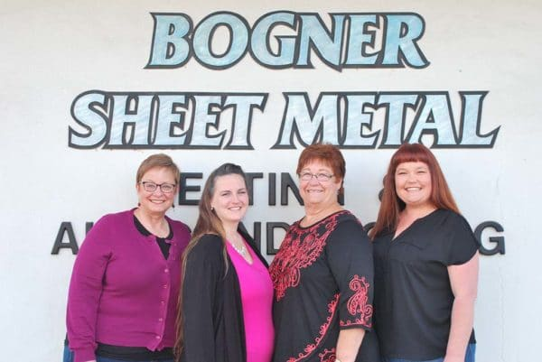 Bogner Office Staff